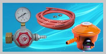 Εξαρτήματα Συσκευών Υγραερίου
